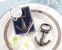 Anchor Nautical-Themed Bottle Opener Party Favor