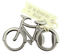 Traveling Adventure Bicycle Bottle Opener Favors