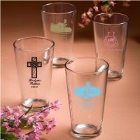 16 Ounce Personalized Pint Glasses