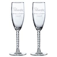Toasting Glasses Script Personalized