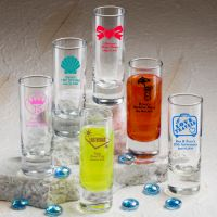 Personalized Shooter Glass