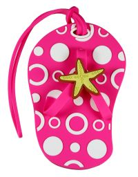 Flip Flop Luggage Tag Party Favors