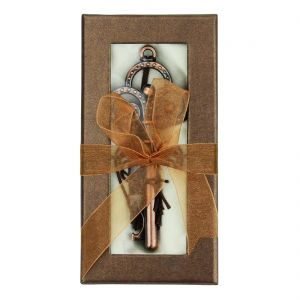 Antique Key Bottle Opener Wedding Favor